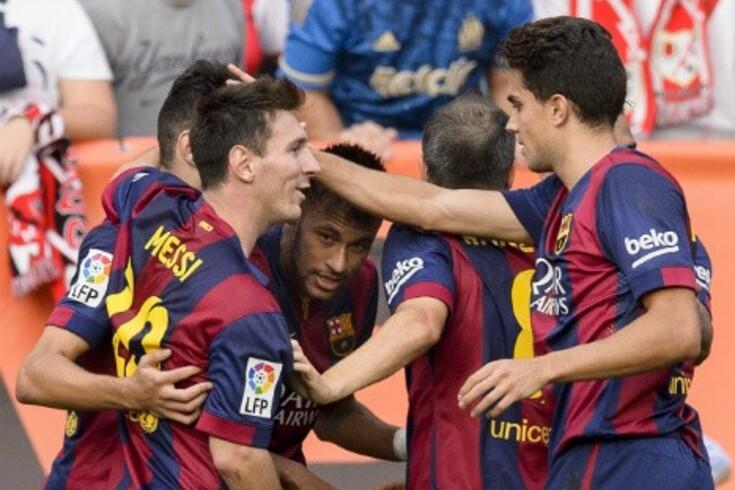 Um campeonato espanhol sem o Barcelona?
