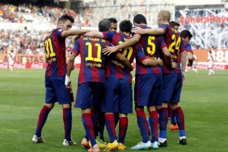Barça apoia independentistas