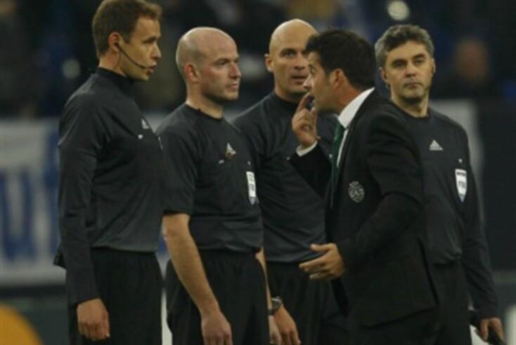 Sporting apresenta queixa na UEFA