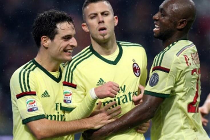 Milan encaixa 100 milhões