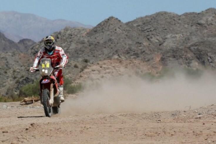Hélder Rodrigues venceu etapa
