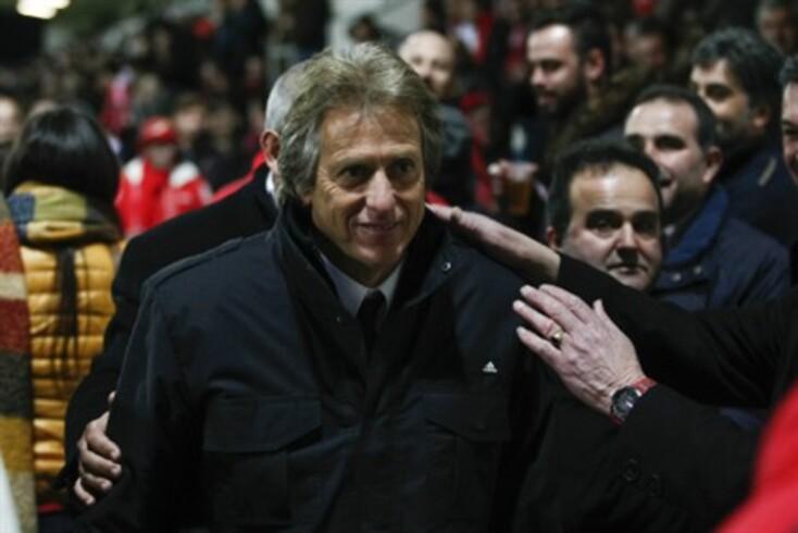O melhor Benfica é este