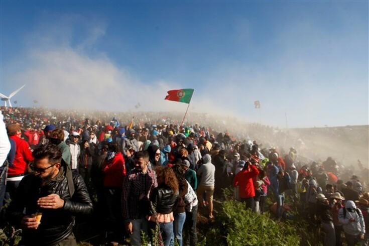 Rali de Portugal será usado como exemplo pela FIA