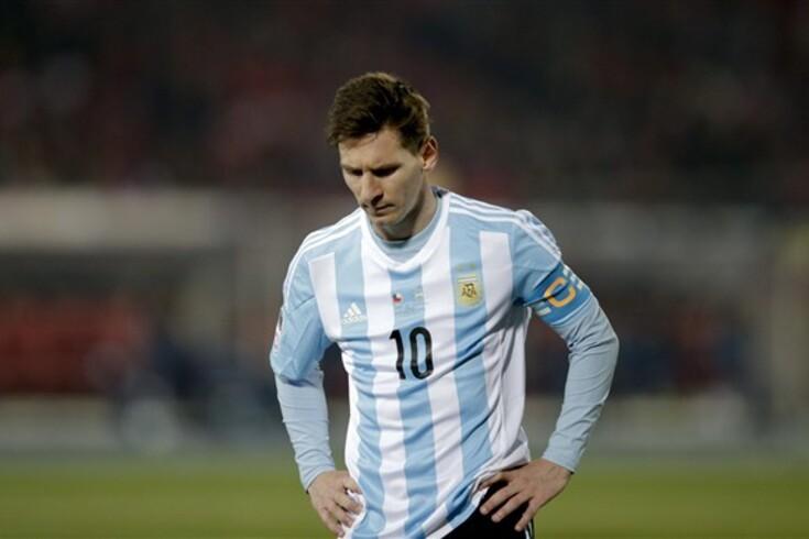 Messi causa polémica no Gabão