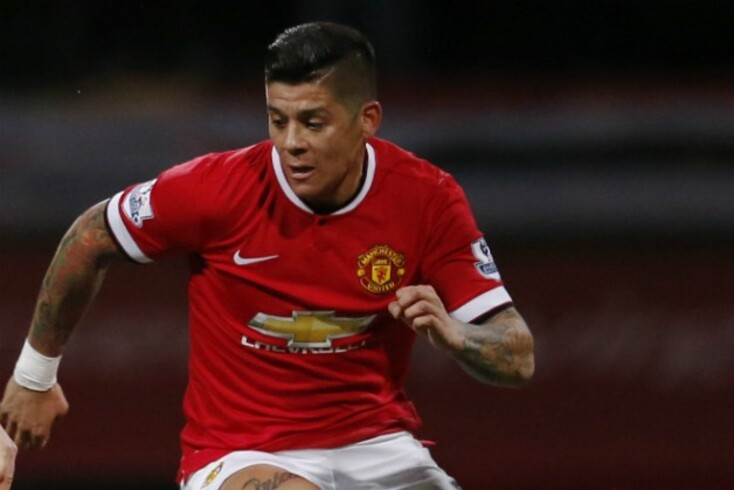 United multa Marcos Rojo em 200 mil euros
