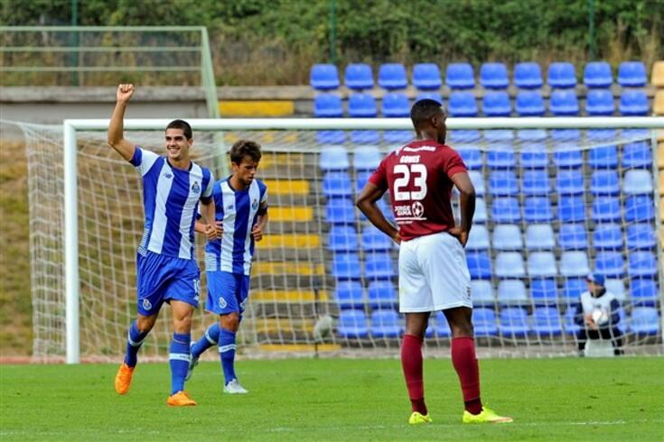 André Silva dá razão aos elogios de Lopetegui