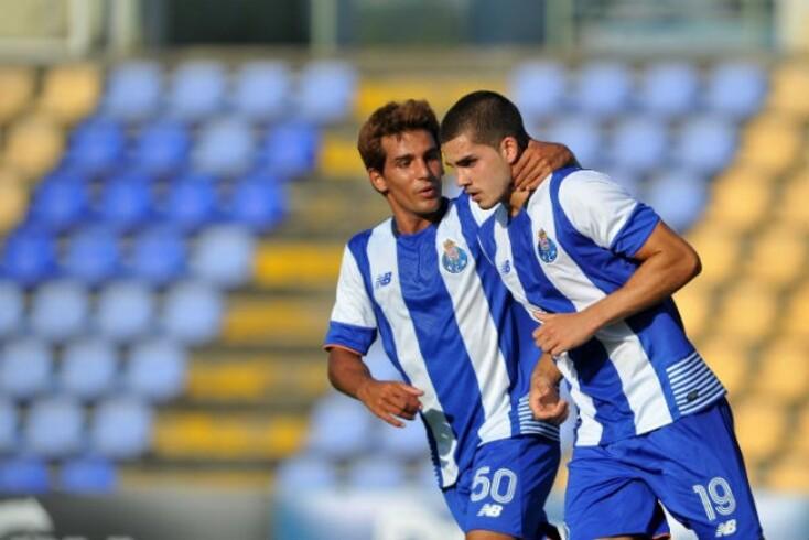 Com André Silva é um golo por jogo