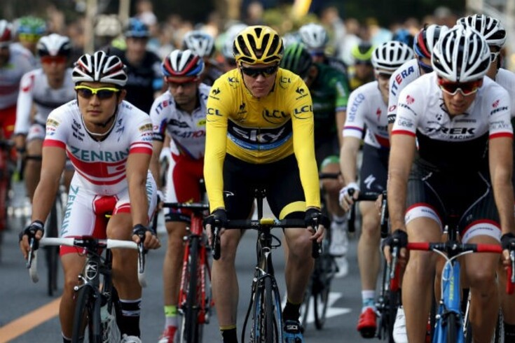 Volta a França na segunda divisão do ciclismo mundial