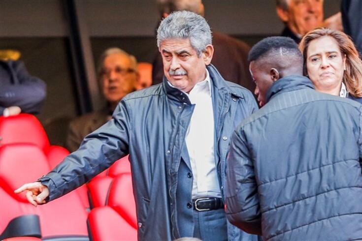 """""""É escandaloso o que se está a fazer ao Benfica"""""""