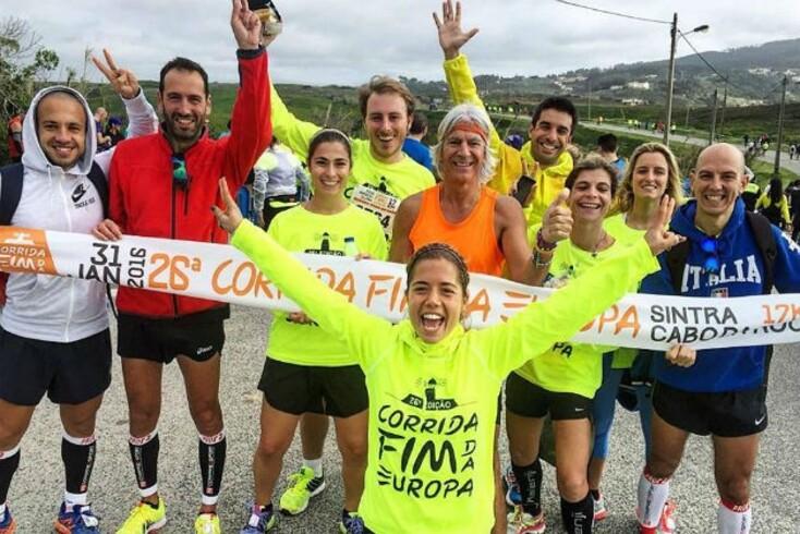 Isabel Silva vence corrida na Serra de Sintra