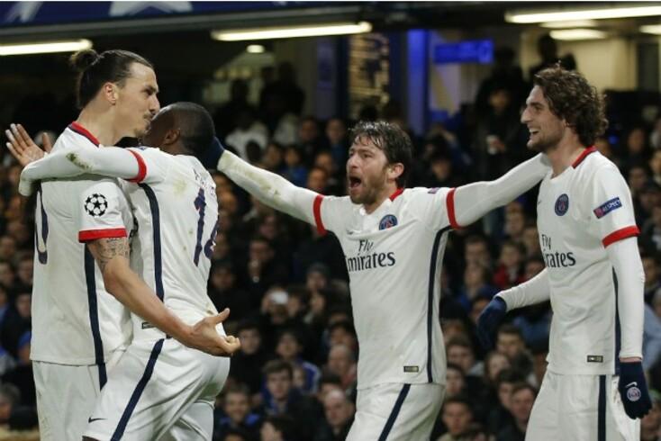 Ibrahimovic e Maxwell, companheiros de uma vida