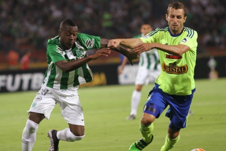 Benfica adianta-se para ter Marlos Moreno
