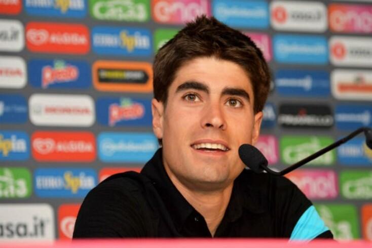 Landa forçado a abandonar o Giro devido a doença