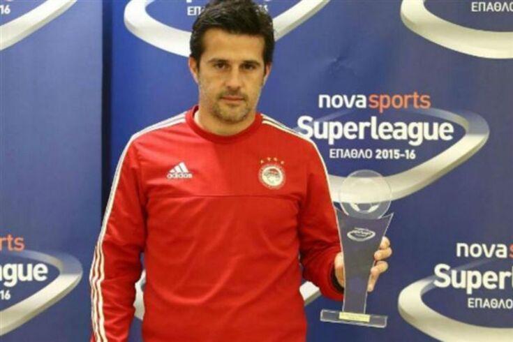 Marco Silva deixa o Olympiacos