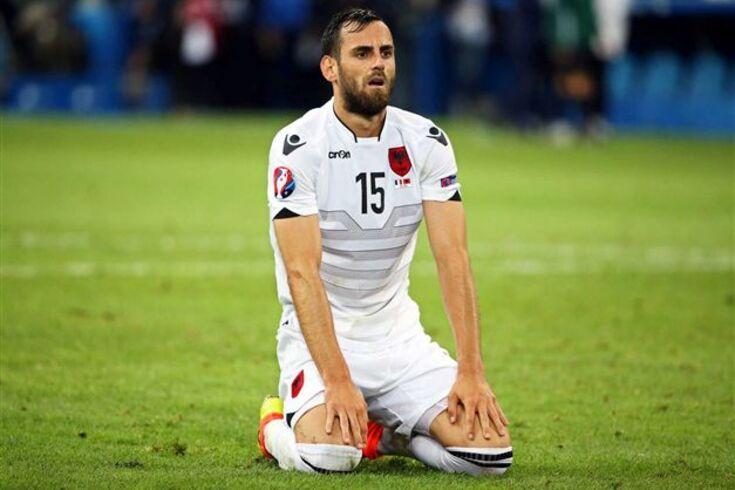 Jogador albanês acusa Portugal e Hungria de combinar resultado