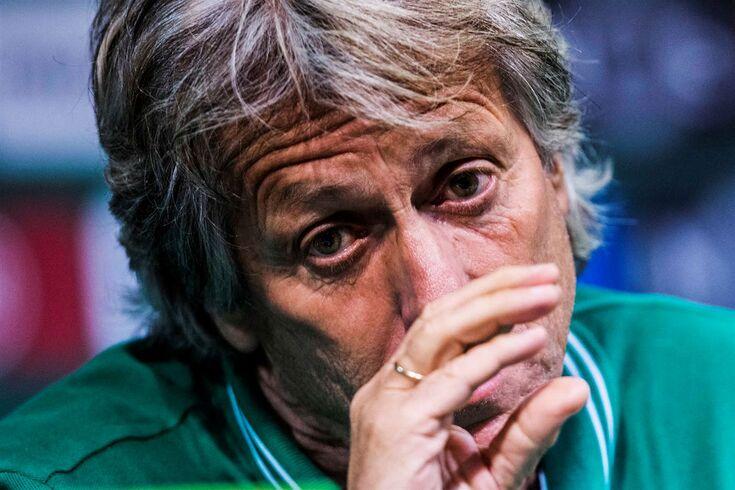 Jorge Jesus não fica sem resposta de elemento do scouting do Benfica