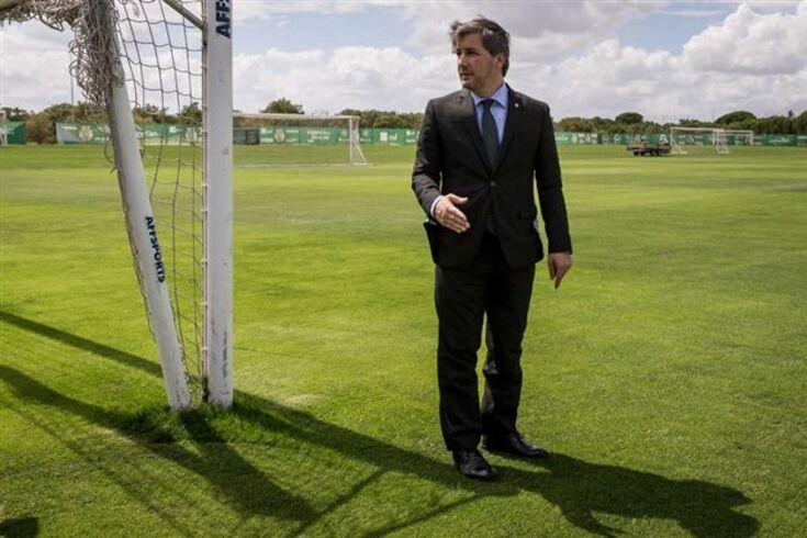 Bruno de Carvalho recebe 224 mil euros