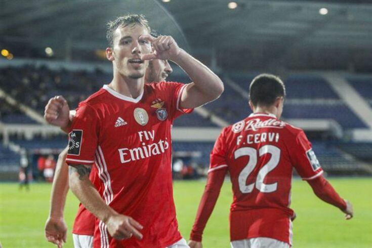 Grimaldo no City em janeiro: Benfica dirá sim por 45 milhões