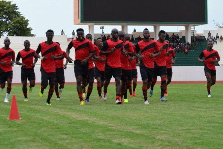 Guiné-Bissau confia em bom desempenho na CAN'2017