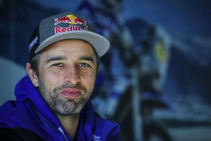 """Hélder Rodrigues e o Dakar: """"Quero melhorar os dois pódios"""""""