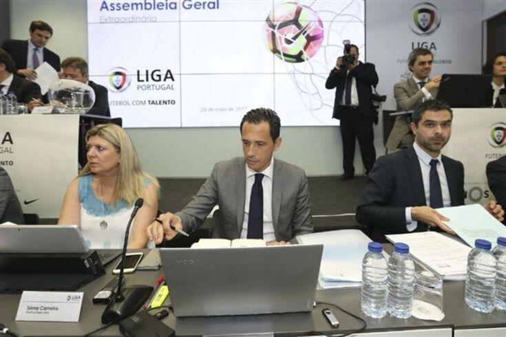 Corrupção: Liga aprovou limite de 150 euros para ofertas a árbitros