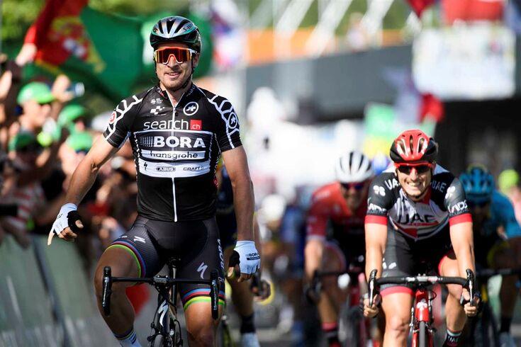 Peter Sagan e Rafal Majka são as apostas da Bora-hansgrohe