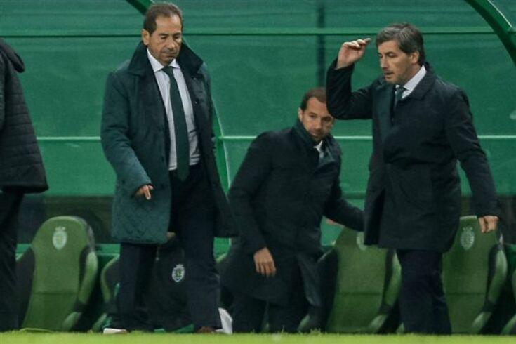 """""""Bruno de Carvalho não teve coragem de dizer-me o que queria"""""""