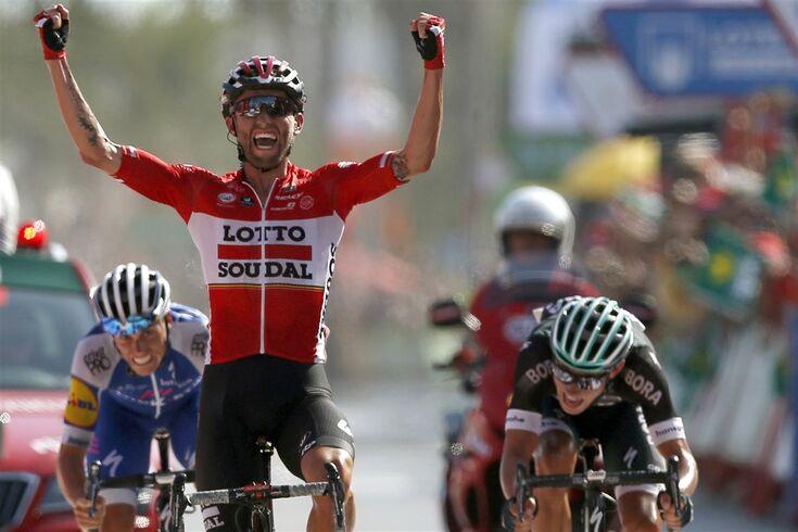 Vuelta: Marczynski ganha etapa e Van Garderen perde tempo