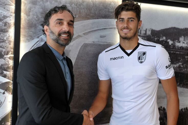 Pedro Raul reforça ataque do V. Guimarães B