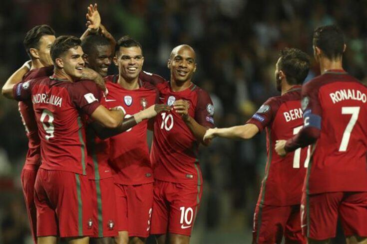 Mundial'2018: o calendário e os adversários de Portugal na fase de grupos