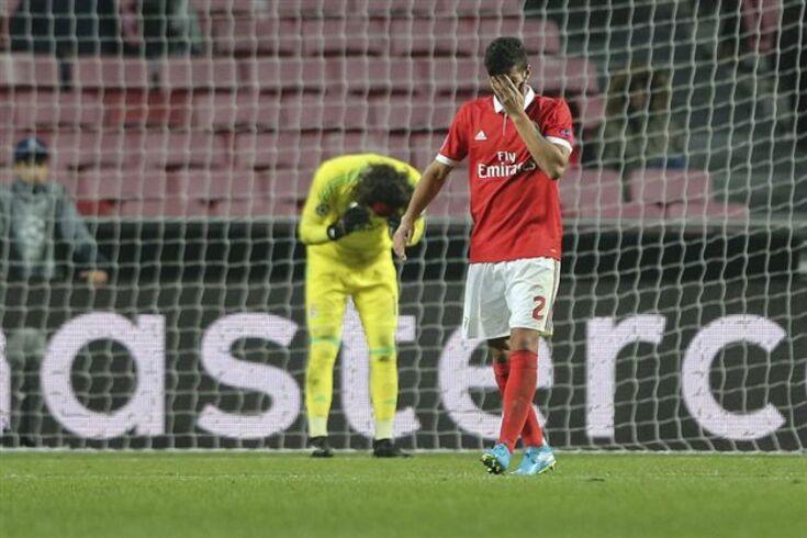 Benfica é a pior equipa portuguesa já vista nos grupos da Champions