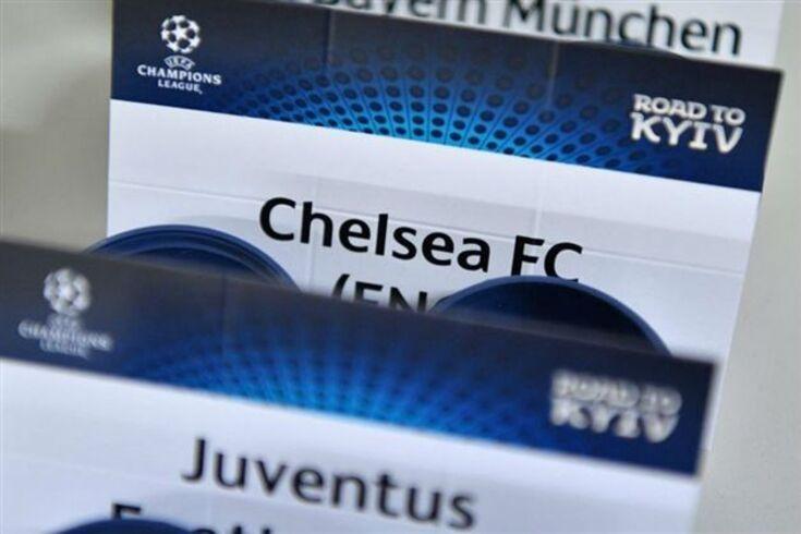 DIRETO| Champions: todos os jogos dos oitavos de final