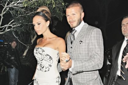 Pr�ncipe William vai convidar os Beckham