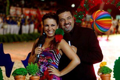 Tânia Ribas de Oliveira e José Carlos Malato