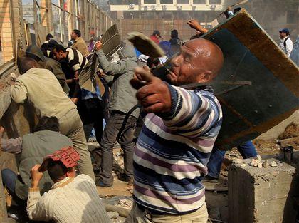 Os confrontos entre facções no Egipto não páram de fazer vítimas