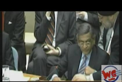 Ministro indiano engana-se e lê discurso de Luís Amado