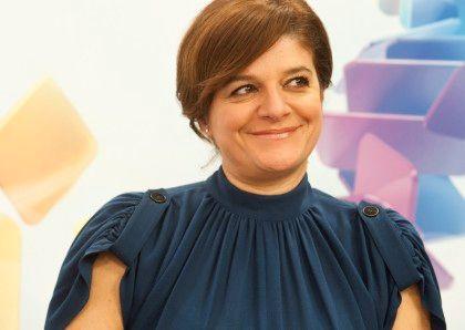 Júlia Pinheiro está na SIC desde Janeiro
