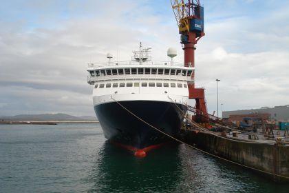 O ferry Atlântida