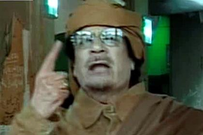 Kadhafi ameaça matar milhares