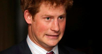 Mais uma polémica envolvendo o príncipe Harry