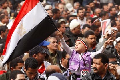 A África da revolução e da democracia: a hora do Egipto!