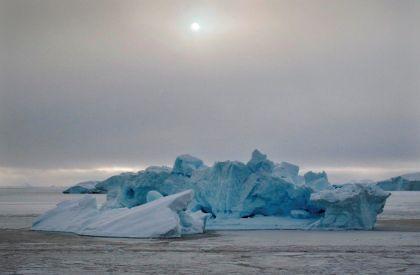 Antártica está a perder cada vez mais gelo