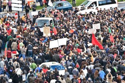 """Manifestação da """"geração à rasca"""" promete juntar milhares"""