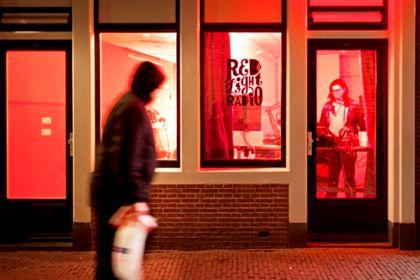 A estação holandesa situa-se no Bairro Vermelho