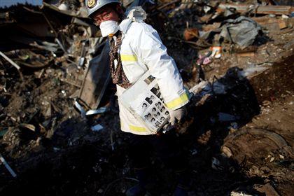 O Japão tenta a todo o custo evitar uma catástrofe ecológica