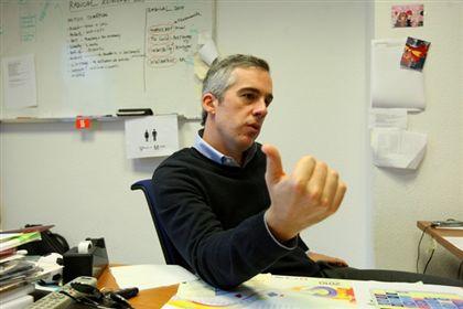Pedro Boucherie Mendes em entrevista