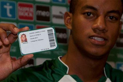 Carlos Freitas confirmou que o clube de Alvalade tem negociações em
