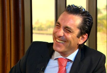 Paulo Futre entrevistado amanhã em 'Alta Definição'
