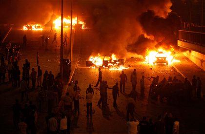 Pelo menos 65 feridos em confrontos numa manifestação