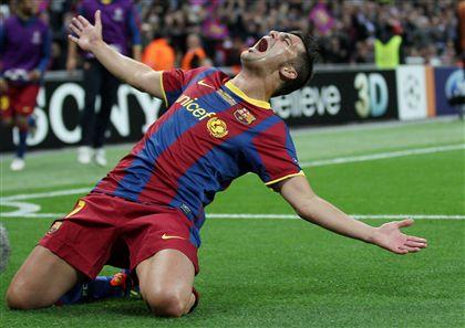 Barcelona é o vencedor da Liga dos Campeões
